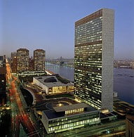 Headquarters of the United Nations