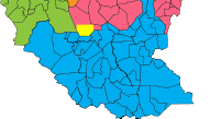Abyei in Yellow (from Wikipedia)