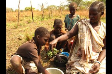 South Sudan is on the verge of famine