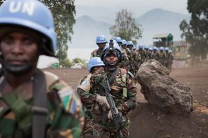 peacekeepers congo