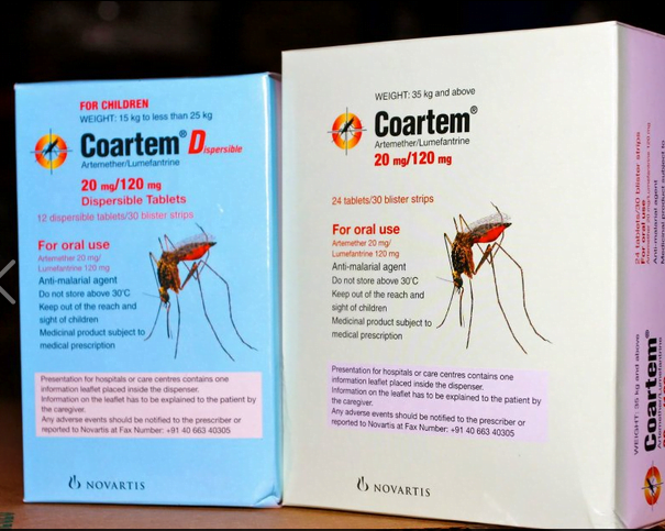 Artemisinin Combination Therapy (ACT), the best available treatment for malaria, as recommended by the World Health Organization, and the treatment that UNITAID invests in. Credit UNITAID