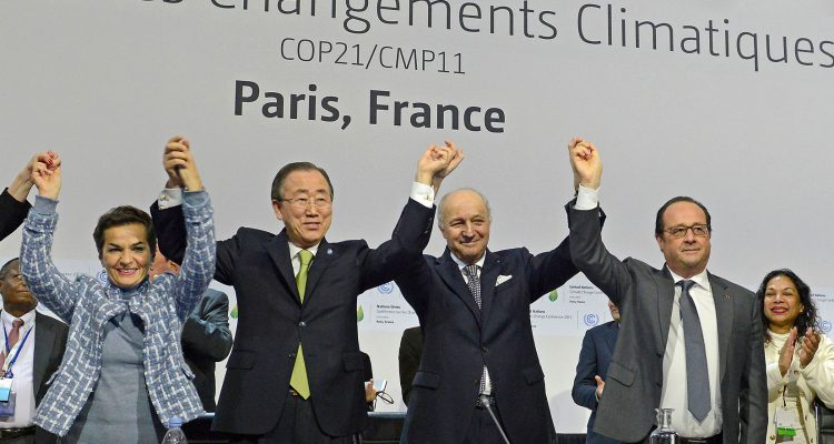 One Year After Trump Ditched The Paris Agreement Where Are We Un